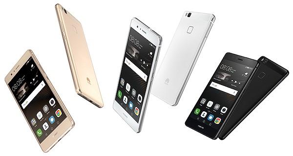 Huawei P9 & Huawei P9lite ダブルレビュー