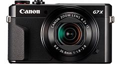 一眼レフを売り払って Canon G7X Mark II を買いました